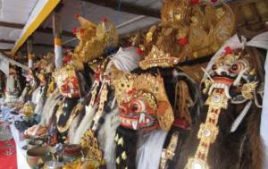 バリのヒンドゥー教の神様です