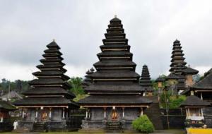 ヒンドゥー教のお寺
