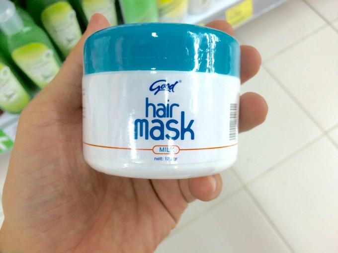 good(グッド) ヘアマスクミルク