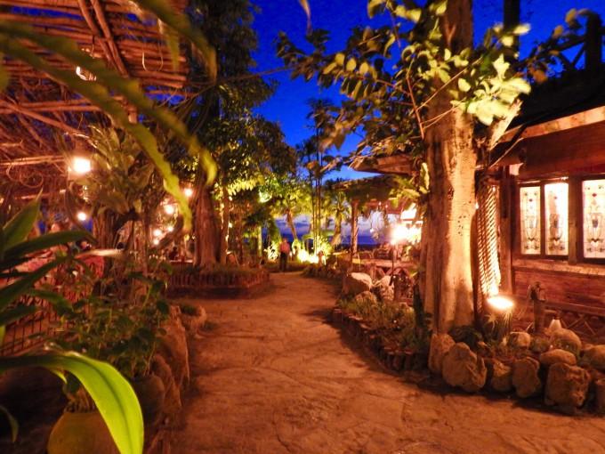バリ島La Laguna Baliの店内