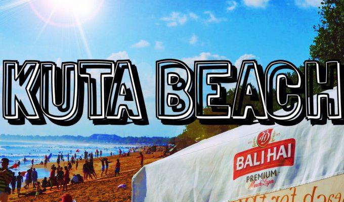 バリ島で人気のクタビーチ徹底解剖&名物オバチャンと夢の対談