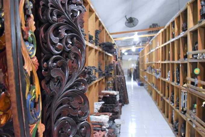 バリ島ウナギの2階