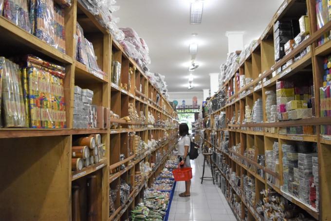 バリ島ウナギの商品