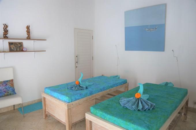 バリ島シークレットヘブンズスパのラグジュアリな空間