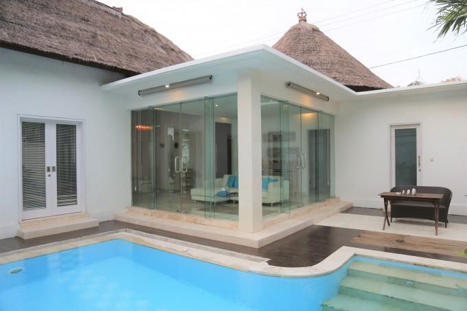 バリ島シークレットヘブンズスパのプール