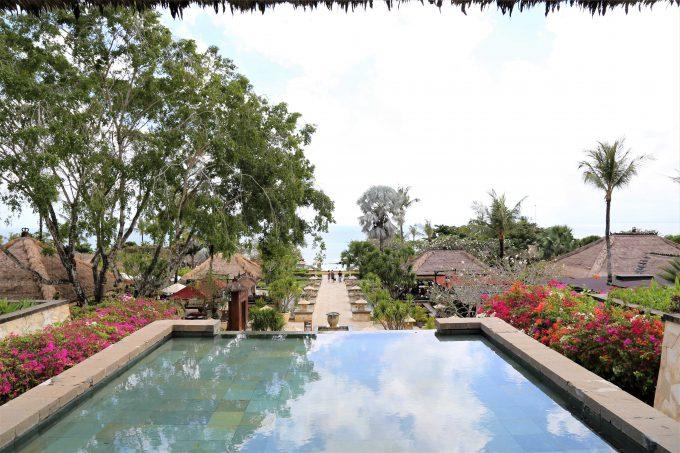 バリ島アヤナリゾート&スパバリの内部