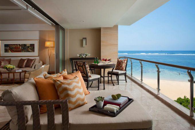 バリ島ザ・ムリアの客室