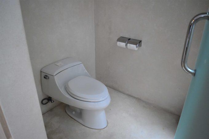 バリ島ザ・サマヤウブドのトイレ