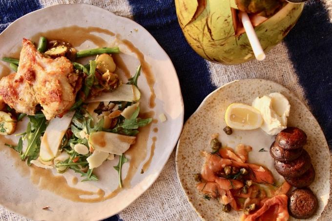 バリ島LA BRISA(ラ・ブリサ)の料理